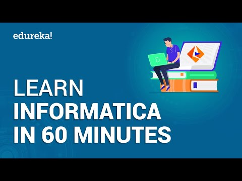 Informatica Tutorial | Informatica PowerCenter Training | Edureka