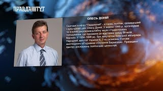 «Паралелі» Олесь Доній : Національна ідея українців