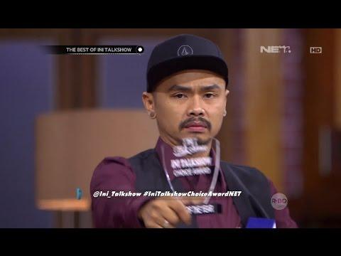 The Best Of Ini Talk Show - Wendi Gak Kuat Nahan Haru Menangin Award