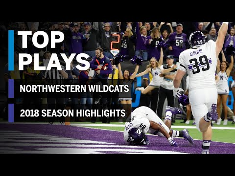 2018 Season Highlights: Northwestern Wildcats | Big Ten Football Mp3