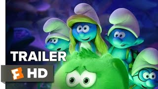 Smurfs The Lost Village Lost Trailer 2017  Movieclips Trailers