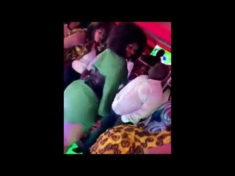 SHOCKING VIDEO -Winnie Nwagi left all men Pocketing