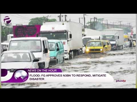 FG Approves N3BN to Respond and Mitigate Flood Disaster