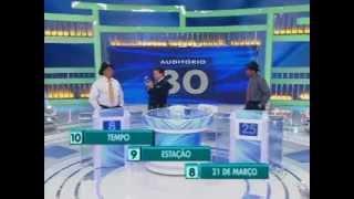Download Video programa silvio santos Jogo das 3 Pistas Valdemiro Santiago e Pedro Manso 16 03 2014 mircmirc MP3 3GP MP4