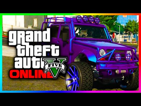 "GTA 5 Online - Top Five Best Cars To Sell To ""Make Money"" In GTA Online! (GTA V)"