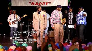"Tim Rogers & The Fellas ""Happy"" - HD"