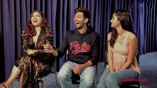 Pati Patni Aur Woh cast Kartik, Bhumi, Ananya on controversy, trolls, off-screen chemistry & more