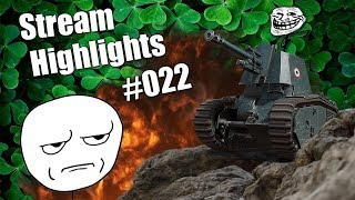 WoT || Stream Highlights #022 || Clickers Gonna Click