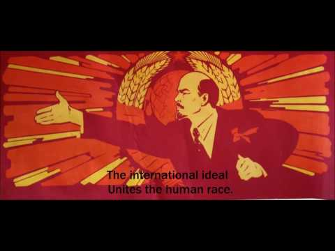 The Internationale (English)