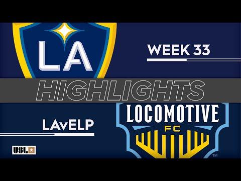 Лос-Анджелес 2 - El Paso Locomotive 2:0. Видеообзор матча 20.10.2019. Видео голов и опасных моментов игры