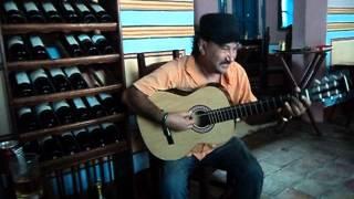 preview picture of video 'Trovador en Trinidad'