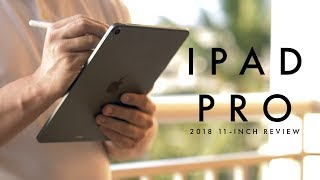 Apple iPad Pro 11 2018 Review - Cool, Expensive, Overkill, Lacking