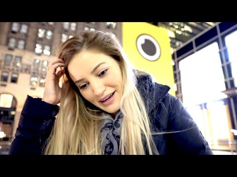 What did I get in NYC?! | iJustine