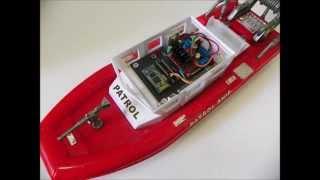 Arduino Bluetooth L298N - RoboRemo