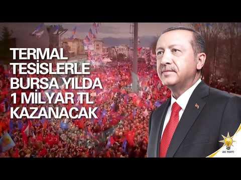 Tabakhaneler Bölgesine Termal Tesisler kurularak Bursa yeni bir sağlık turizm tesisine kavuşacak.