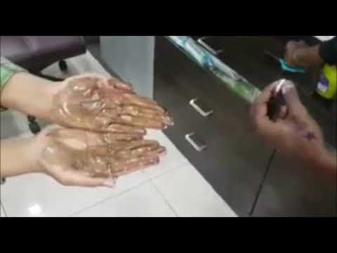 Hand Sanitizer With Belt