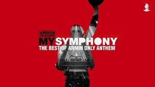 Armin van Buuren   My Symphony The Best Of Armin Only Anthem Extended Mix