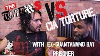 CIA Torture - Guantanamo Prisoner Lifts The Lid: Russell Brand The Trews (E211)