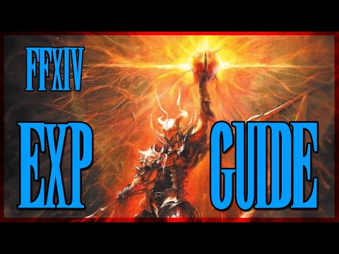 Final Fantasy XIV - How to level up fast with Silver Mont