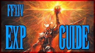 Final Fantasy XIV - How to level up fast