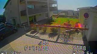 BetaFPV 75x 3s Raw DVR
