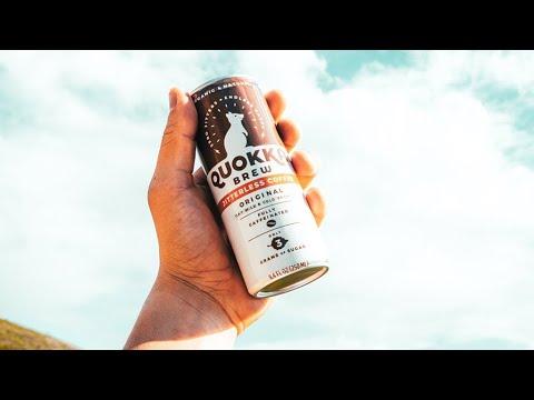 Quokka Brew: The Caffeinated Jitterless Coffee-GadgetAny