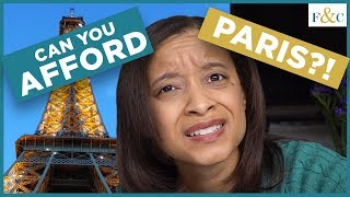 How Much Does it Cost to Go to Paris?   Frolic & Courage