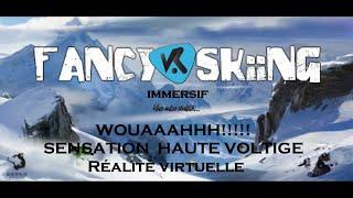 VR IMMERSIF : «N'attendez plus la neige ni le budget pour faire du ski»