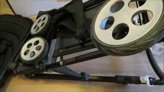 Seed Papilio Sport- und Kinderwagen - Unpacking und erster Aufbau