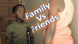 Luh & Uncle Extras 1- Family Vs Friends