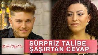 Zuhal Topal'la 137. Bölüm (HD) | Selin'den İddialı Talibine Sürpriz Cevap!