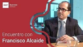 Encuentro con Francisco Alcaide