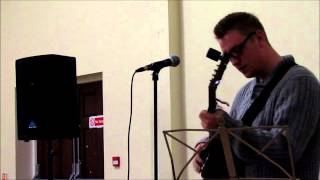 Adam Roberts sings 'For the man I've known'