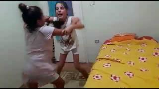 Gıdıklama videosu Damla Zehra