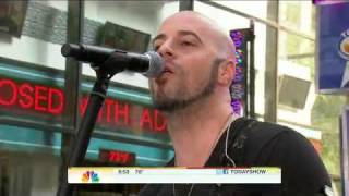 Daughtry performing September on the Today Show - 8/20/2010