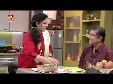 Annies Kitchen With Famous Actor Captain Raju Chicken Pie Annieskitchen