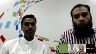 हिंदी वेबमास्टर्स के लिये Hangouts ऑन एयर   Kholo.pk