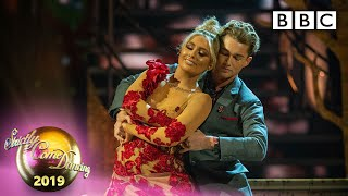 Saffron Barker and AJ Waltz to 'Your Song' - Week 8 | BBC Strictly 2019