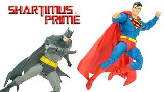 McFarlane DC Multiverse Batman Detective Comics 1000 & Superman Action Comics 1000 Figure Review