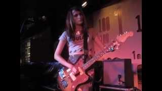 Speedy Ortiz - Homo Novus (Ah Shit) (Live @ 100 Club, London, 16/08/14)