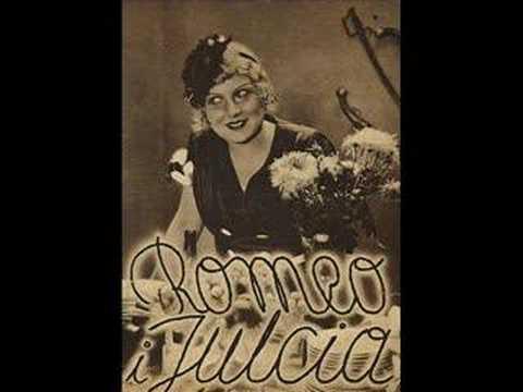 Foxtrot from Warsaw: Zula Pogorzelska -To mi wystarczy! 1931