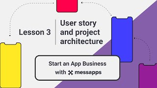 How to write a User Story and make a Project Architecture
