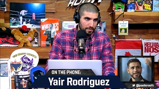 Yair Rodriguez Reflects on UFC 211 Loss to Frankie Edgar: 'I'm Better Than That'