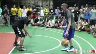 Insane 1v1's VS The Professor - Hangzhou, China