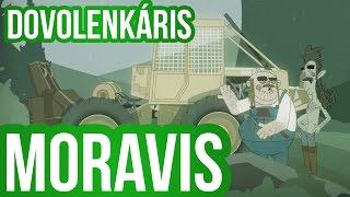 Dovolenkaris - Ep. 3 : Moravis