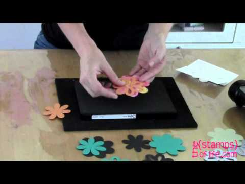 The {Stamps} of Life Presents the Sizzix Bigz L Die Flower Layers