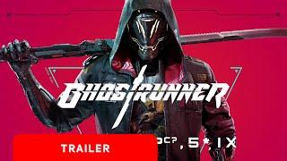 Ghostrunner | Preorder Trailer