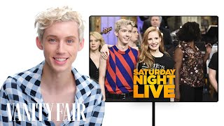 Troye Sivan Breaks Down His Fashion Looks, From SNL to the Met Gala | Vanity Fair