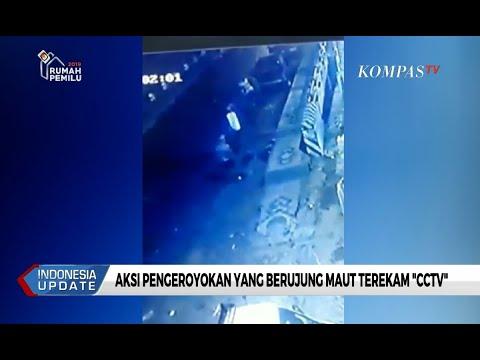 Terekam CCTV, Pelaku Pembunuhan di Malang Berhasil Ditangkap