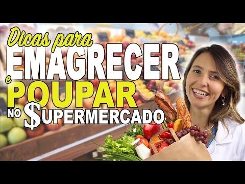 Imagem ilustrativa do vídeo: Como emagrecer e economizar dinheiro no supermercado